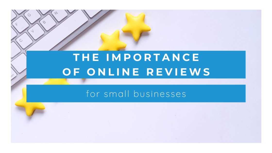 Are online reviews important for small businesses?