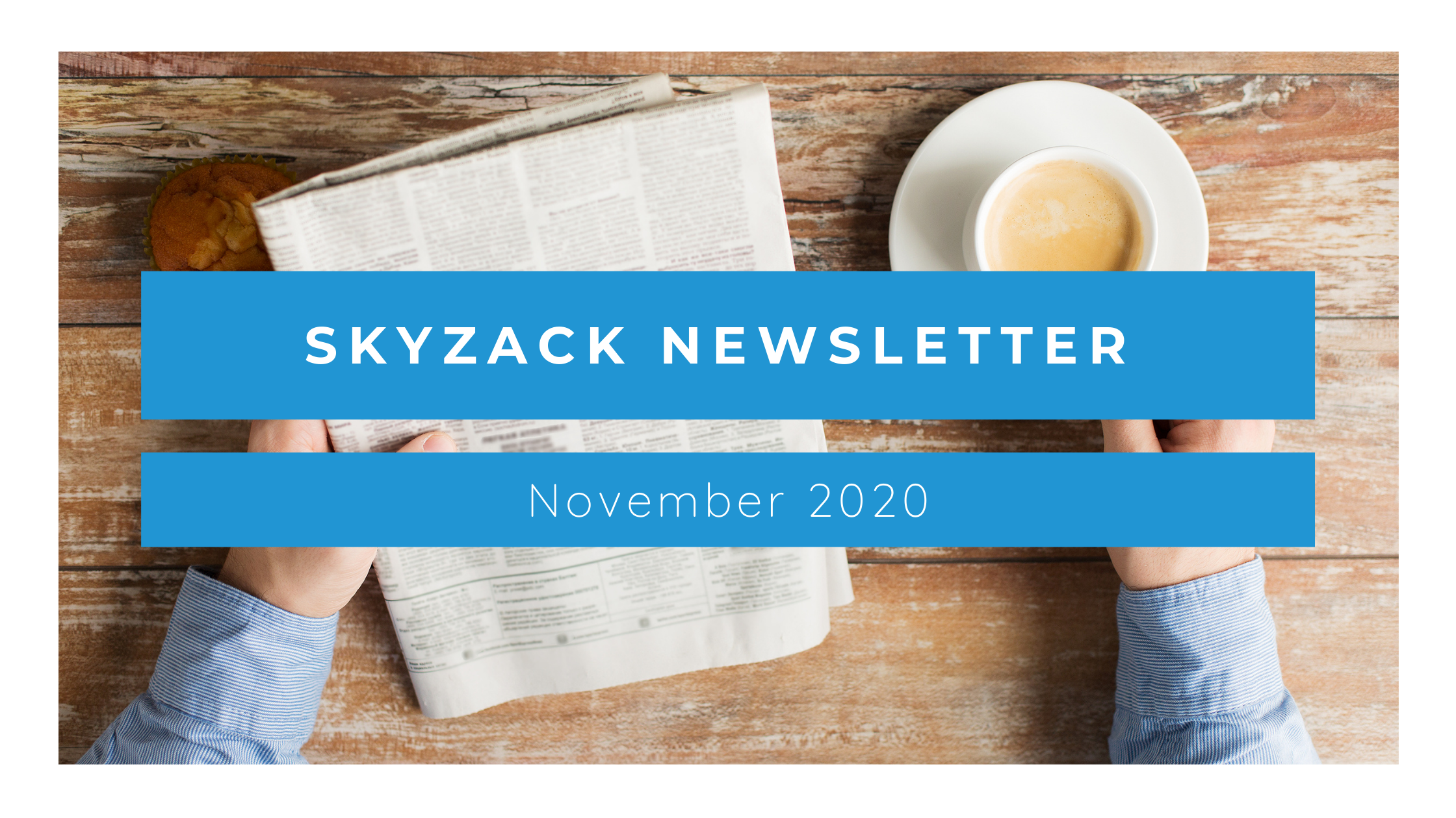 Skyzack Newsletter: New Arvika website & more.